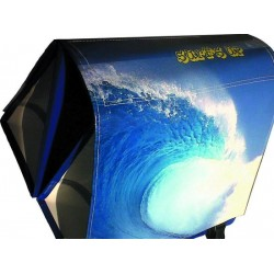 Large LUXE 45L PHOTO surf's up