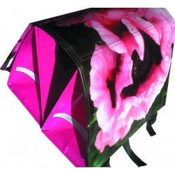 Large LUXE 45L PHOTO fleurs