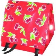 Large LUXE 45L cherry red