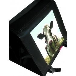 Large LUXE 45L PHOTO cow