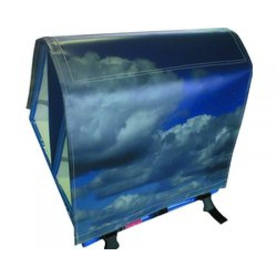 Large LUXE 45L PHOTO sky