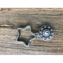 ZZZand keychain star - 526