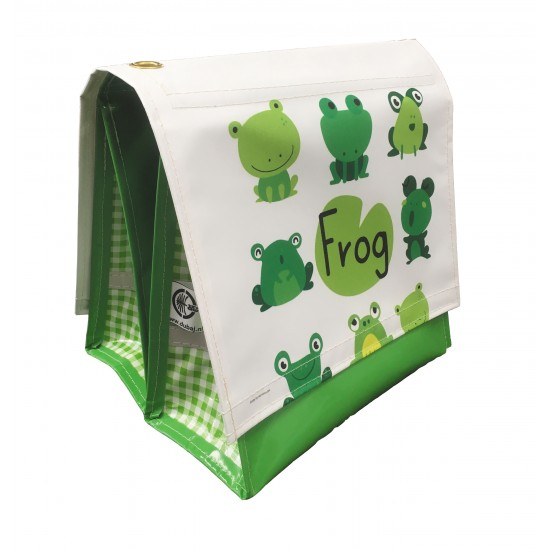Double Children's Bicyclebag Frog 18L