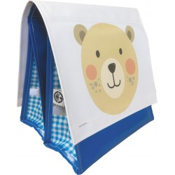 Double Children's Bicyclebag Bear 18L