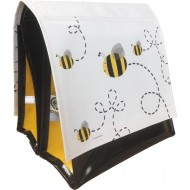 Double Children's Bicyclebag Cute Bees 18L
