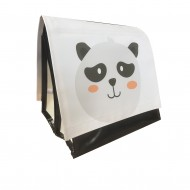 Double Children's Bicyclebag Panda 18L