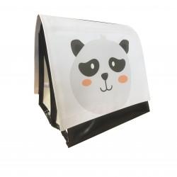 Double Children's Bicyclebag Panda 18L