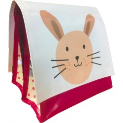 Double Children's Bicyclebag Rabbit 18L