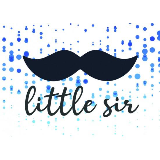Postcard Design Little Sir