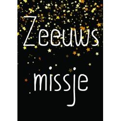 Postcard Zeeuws missje